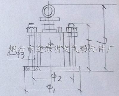 QCH2型单作用冲击气锤