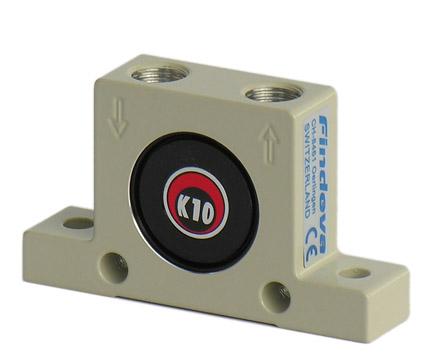 气动振动器的主要优点及用途