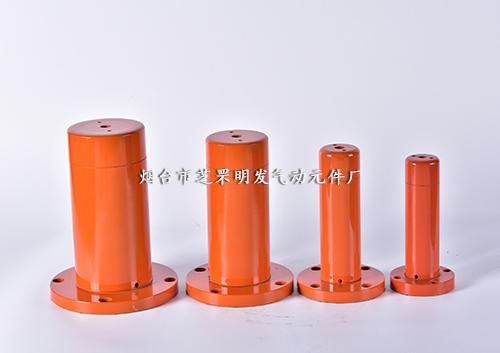 QCH型单作用冲击气锤系列