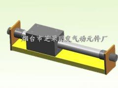 磁性无杆气缸与普通气缸相比的优势