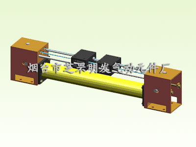 QLQG2型双负载反向缆索气缸