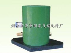 气动振动器的频率对比及振动力方面的探究